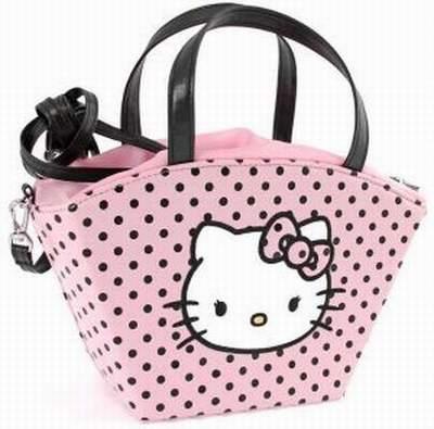 11f5f0bbb9 hello kitty sac a main bandouliere simili cuir,sac de piscine hello kitty,sac  hello kitty auchan